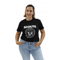 Camiseta Ramones Black ASDE
