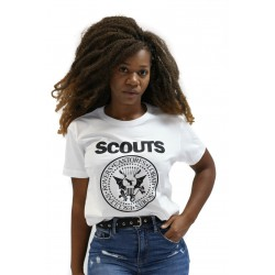 Camiseta Ramones ASDE White
