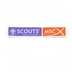 Insignia MSC rectangular